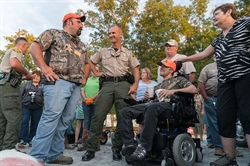 Disabled Hunters get Back in the Woods Again