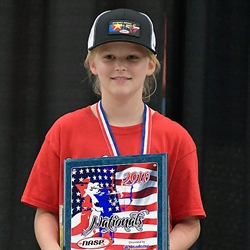 Hickory Student Aims for Greatness in National Archery in Schools Program Tournaments