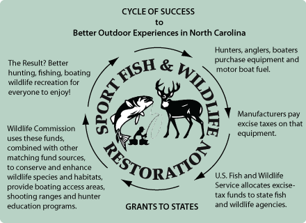 CYCLE OF SUCCESS to Better Outdoor Experiences in North Carolina